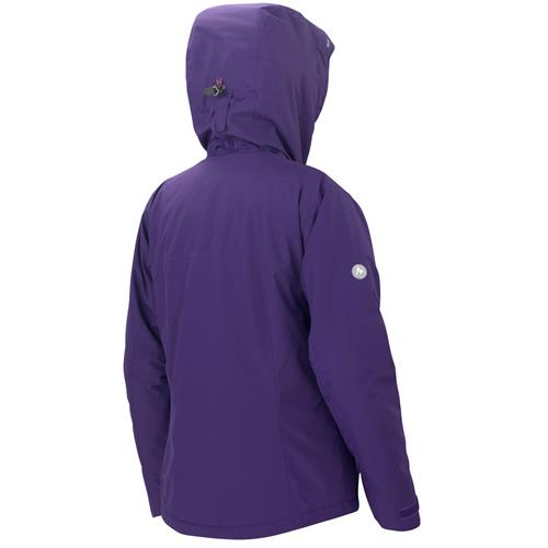Marmot Fulcrum Jacket for Women Ultra Violet/Dark Violet X-Small