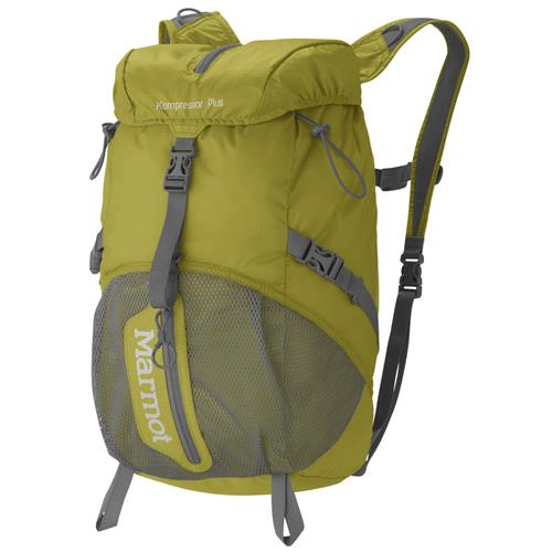 photo: Marmot Kompressor Plus daypack (under 2,000 cu in)