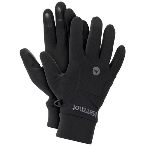 photo: Marmot Men's Power Stretch Glove fleece glove/mitten