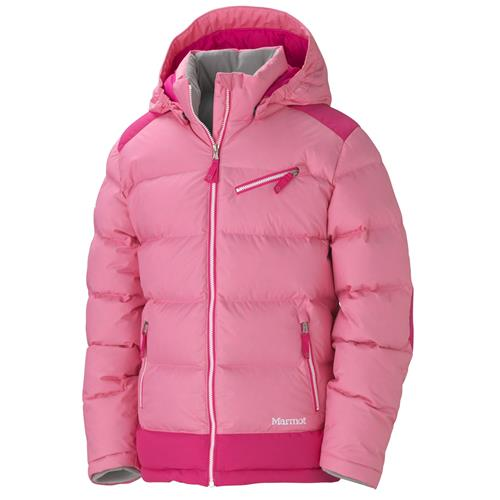 photo: Marmot Girls' Sling Shot Jacket down insulated jacket