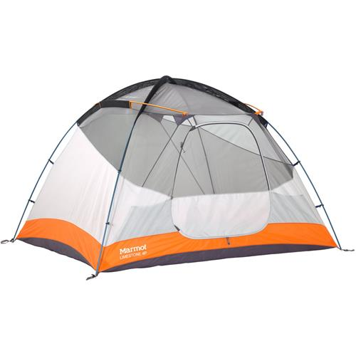 photo: Marmot Limestone 4P three-season tent