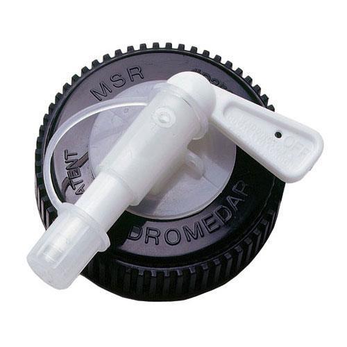 photo: MSR Spigot Cap hydration accessory