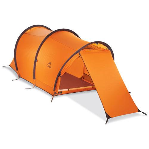 photo: MSR Dragontail four-season tent