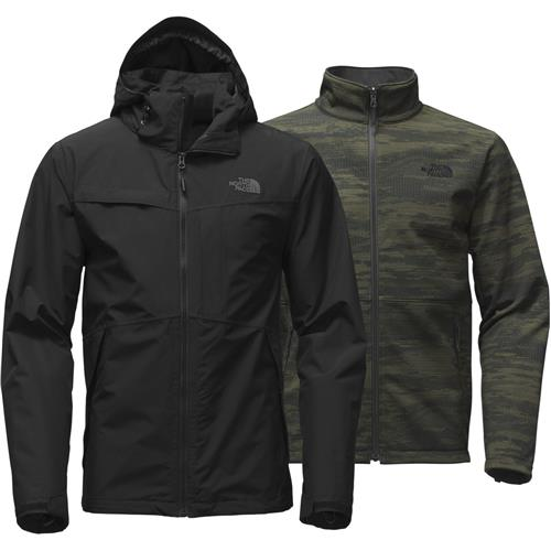 photo: The North Face Condor TriClimate Jacket component (3-in-1) jacket