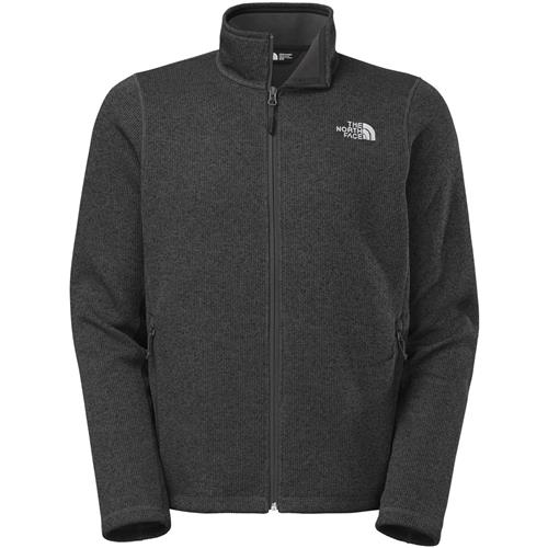 photo: The North Face Krestwood Full-Zip Sweater fleece jacket