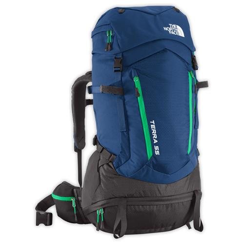 photo: The North Face Youth Terra 55 weekend pack (3,000 - 4,499 cu in)