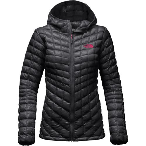 photo: The North Face Women's Thermoball Hoodie synthetic insulated jacket