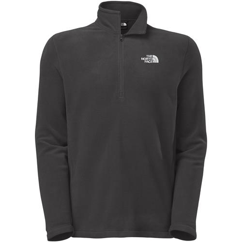 photo: The North Face TKA 100 Microvelour Glacier 1/4 Zip fleece top