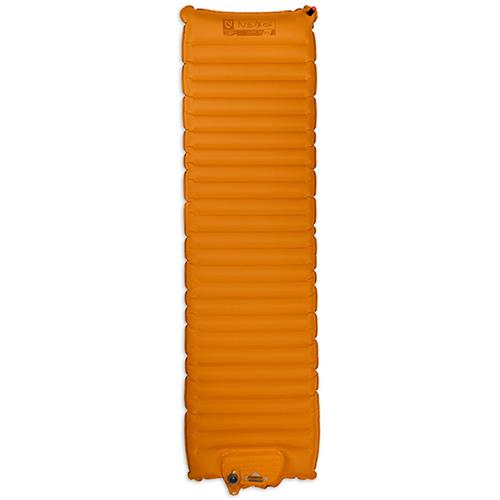 photo of a NEMO sleeping bag/pad
