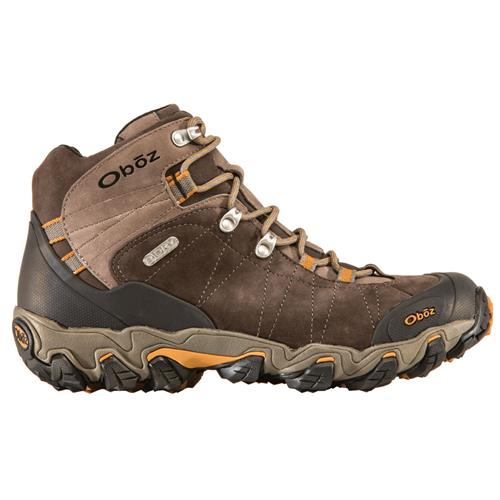 photo: Oboz Men's Bridger approach shoe