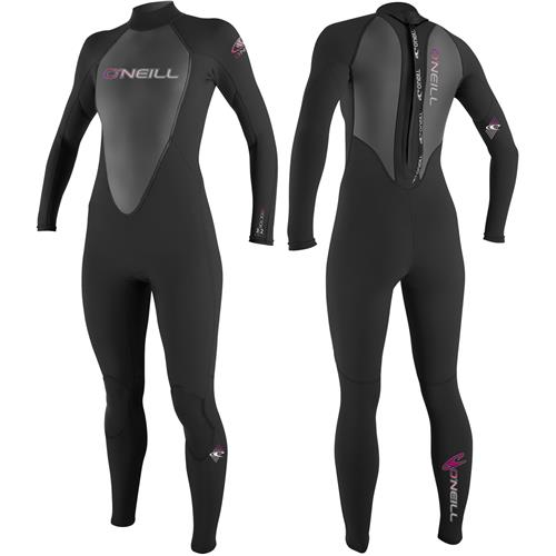 photo: O'Neill Women's Reactor 3/2mm Full Wetsuit wet suit