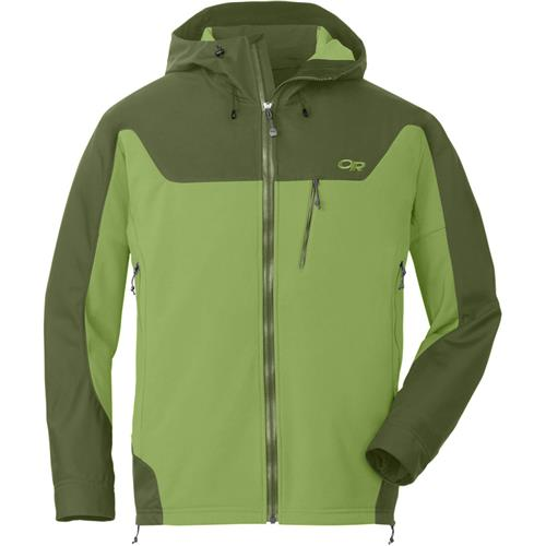 photo: Outdoor Research Men's Alibi Jacket soft shell jacket