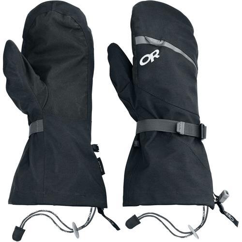 photo: Outdoor Research MT Baker Shell Mitt insulated glove/mitten