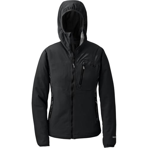 photo: Outdoor Research Salvo Jacket soft shell jacket