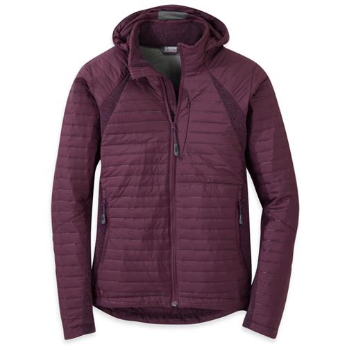 photo: Outdoor Research Women's Virtuoso Jacket down insulated jacket