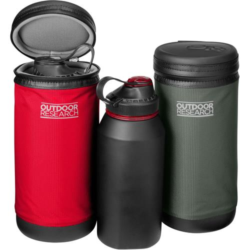 photo: Outdoor Research Water Bottle Parka pack pocket
