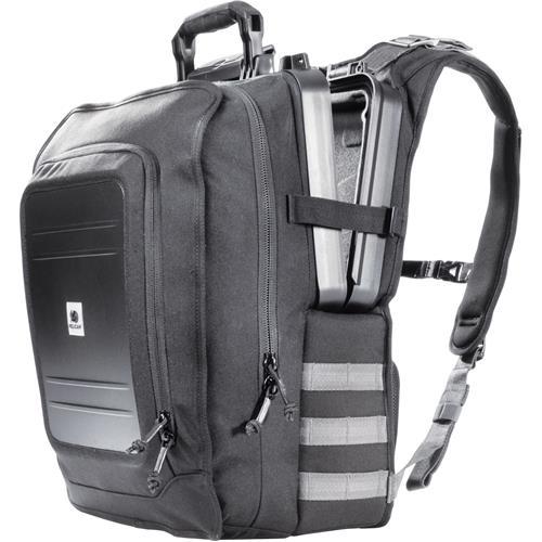 Pelican Elite Tablet Backpack, Black