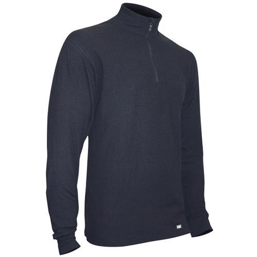 photo: Polarmax Men's Quattro Fleece Zip Mock base layer top