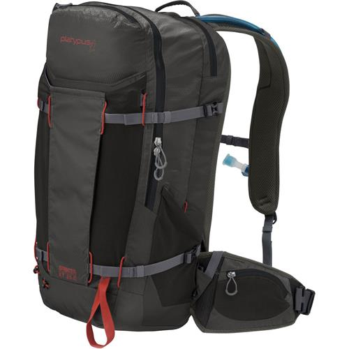 photo: Platypus Sprinter XT 25 hydration pack