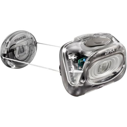 photo: Petzl Zipka headlamp