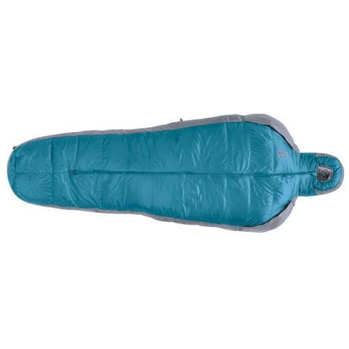 photo: Sierra Designs Mobile Mummy 800 2-Season warm weather down sleeping bag