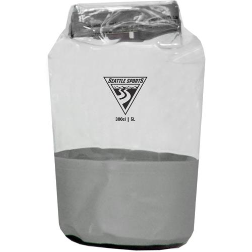 Seattle Sports Glacier Clear Dry Bags