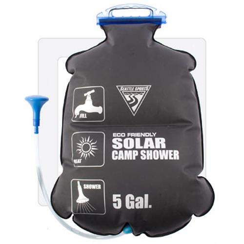 Seattle Sports PVC-Free Solar Shower