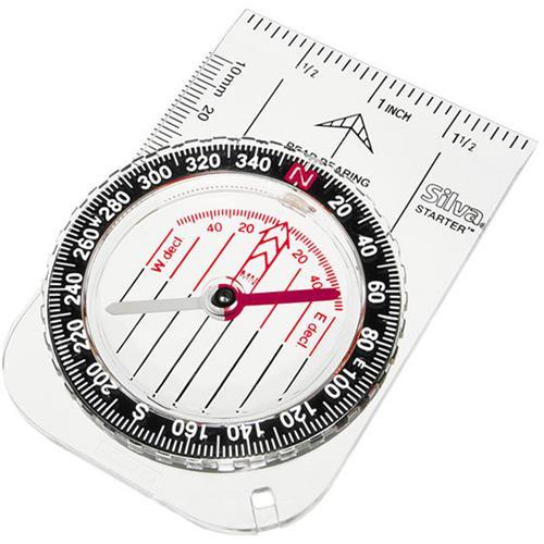 photo: Silva Starter 1-2-3 handheld compass
