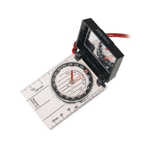 photo: Silva Trekker 420 handheld compass