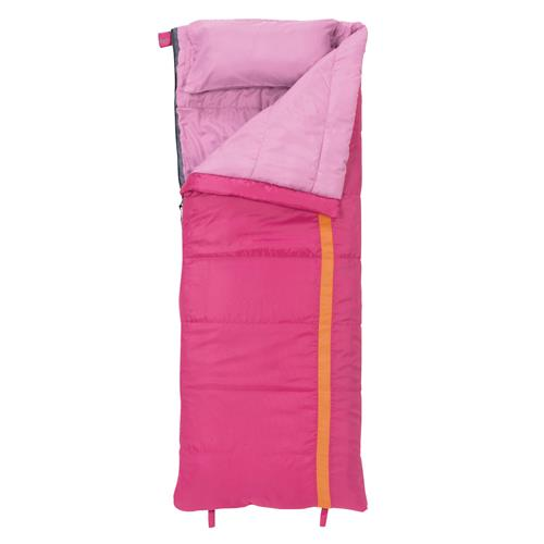 photo: Slumberjack Kit 40F warm weather synthetic sleeping bag