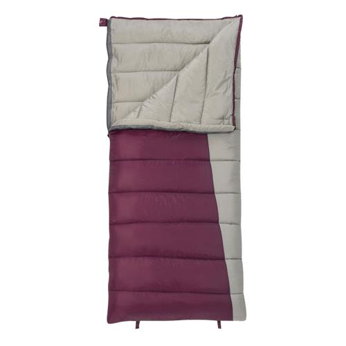photo: Slumberjack Jenny 20 3-season synthetic sleeping bag