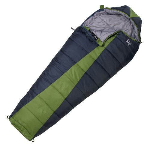 photo: Slumberjack Men's Latitude +20°F 3-season synthetic sleeping bag