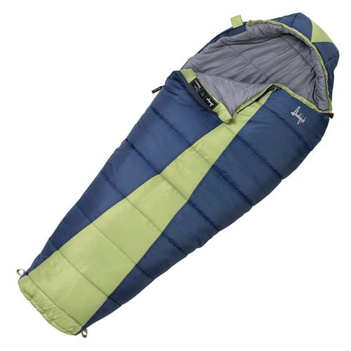 photo: Slumberjack Women's Latitude +20°F 3-season synthetic sleeping bag