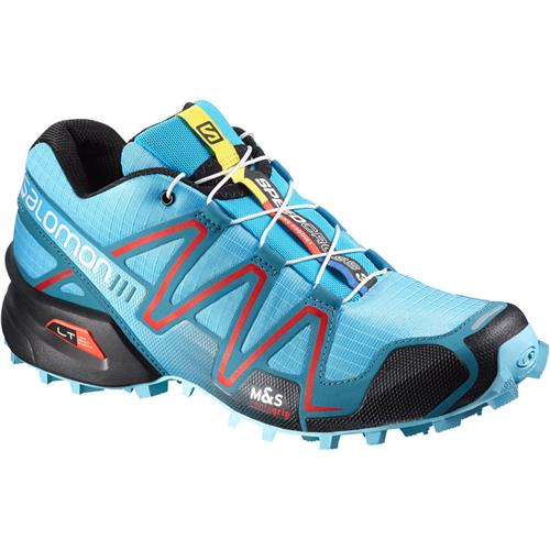 photo: Salomon Women's SpeedCross 3 trail running shoe