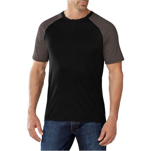 Smartwool NTS Micro 150 Short Sleeve Henley