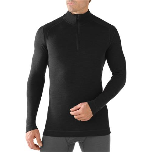 photo: Smartwool Men's Midweight Zip T base layer top