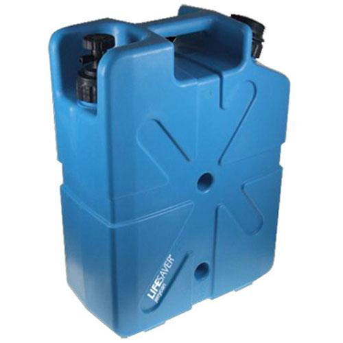photo of a LifeSaver pump/gravity water filter