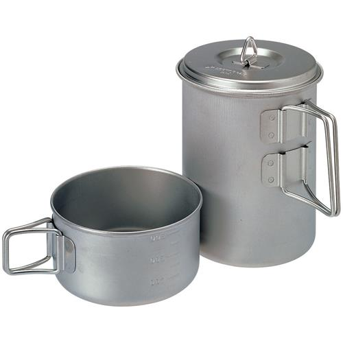 photo: Snow Peak Titanium Mini Solo pot/pan