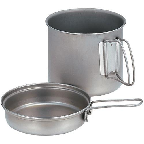 photo: Snow Peak Titanium Trek 1400 pot/pan