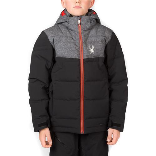 Spyder Clutch Jacket