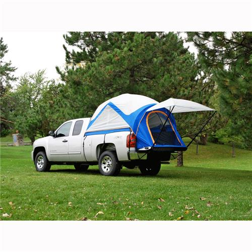 napier sportz truck tent mid size short bed 57077 57077. Black Bedroom Furniture Sets. Home Design Ideas