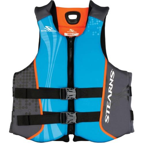 photo: Stearns Men's V1 Series Hydroprene Life Jacket life jacket/pfd