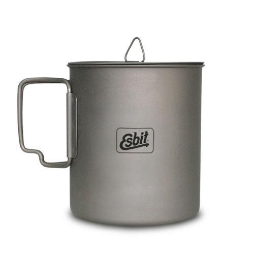 photo: Esbit Titanium Pot pot/pan