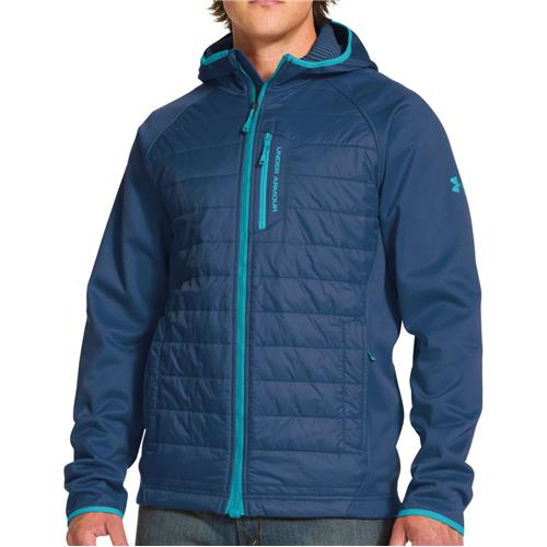 photo: Under Armour Men's ColdGear Infrared Werewolf Jacket synthetic insulated jacket