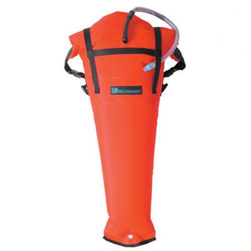 photo: Watershed Futa Stowfloat flotation device